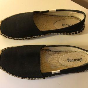 Soludos Shoes - Soludos black espadrille